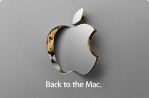 Back to the Mac, Logo del Evento